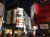 歌舞伎町ホスト街